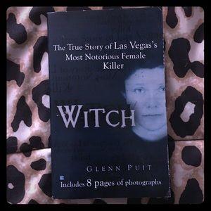 Witch book Christine Smith true story